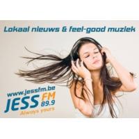 Logo of radio station Jess FM
