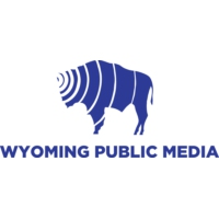 Logo of radio station KUWL Jazz Wyoming