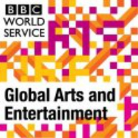 Logo of radio station BBC World Service Entertainment