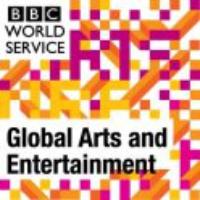 Logo of radio station BBC World Service Entertainment
