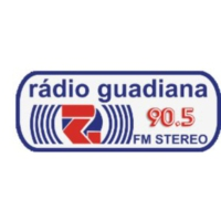 Logo of radio station Rádio Guadiana 90.5 FM