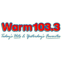 Logo de la radio WARM 103.3