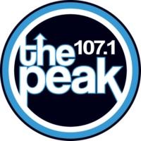 Logo of radio station WXPK - 107.1 The Peak