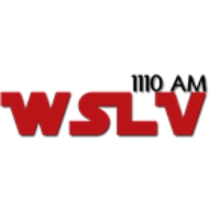 Logo of radio station WSLV