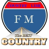 Logo de la radio Country Line FM