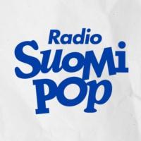 Logo of radio station SuomiPOP