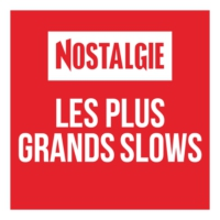 Logo of radio station Nostalgie les Plus Grands Slow