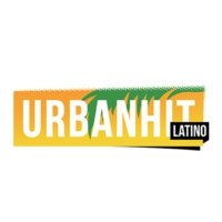Logo of radio station Urban Hit Latino