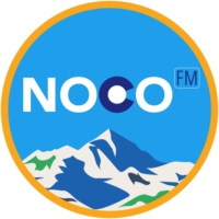 Logo of radio station NoCo FM
