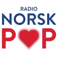 Logo of radio station Norsk Pop