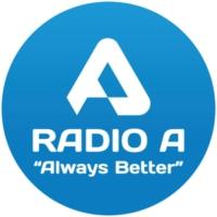 Logo of radio station Radio A Marlborough
