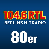 Logo de la radio 104.6 RTL Best of the 80s