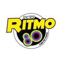 Logo de la radio Ritmo 80