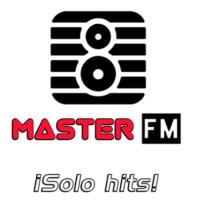 Logo of radio station Master FM
