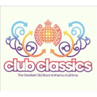 Logo of radio station 90s Club Classics Radio