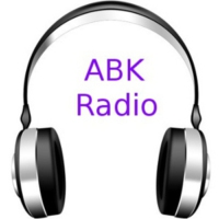 Logo of radio station ABK Radio