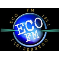 Logo of radio station Eco FM