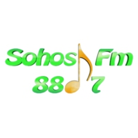 Logo of radio station Soho Radio 89.8 FM