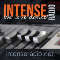 Logo of radio station Intense Radio, we love Dance!
