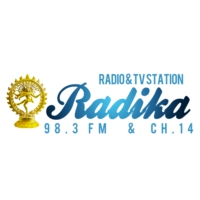 Logo of radio station Radio Radika