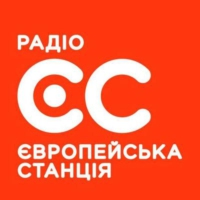 Logo of radio station РАДІО ЄС