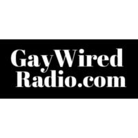 Logo of radio station GAY WIRED RADIO