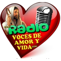 Logo of radio station RADIO VOCES DE AMOR Y VIDA