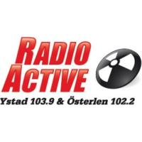Logo de la radio Radio Active 103.9 FM
