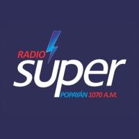 Logo of radio station Radio Súper Popayán