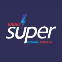 Logo of radio station Radio Súper Popayán