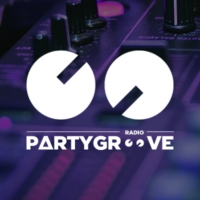 Logo of radio station Radio Party Groove