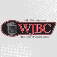 Logo of radio station WJBC AM 1230