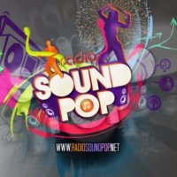 Logo of radio station Rádio Sound POP