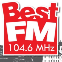 Logo of radio station Best FM 104.6