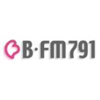 Logo of radio station B-FM791 79.1