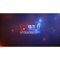 Logo of radio station VOA Urdu