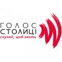 Logo of radio station Голос Столицы 106 FM