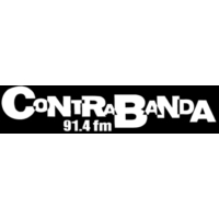 Logo of radio station Contrabanda FM