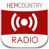 Logo of radio station HEM COUNTRY RADIO