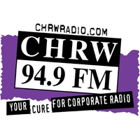Logo of radio station CHRW Univ. West Ontario 94.7 FM