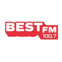 Logo of radio station Best FM - Eger