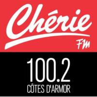 Logo de la radio Chérie FM Côtes-d'Armor - Lannion / Guingamp 100.2