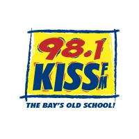 Logo of radio station KISQ 98.1 FM