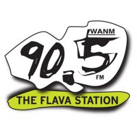 Logo of radio station WANM 90.5 FM