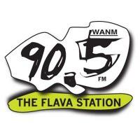 Logo de la radio WANM 90.5 FM