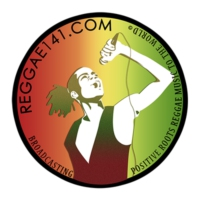 Logo of radio station Reggae 141