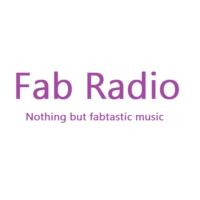 Logo of radio station Fab Radio