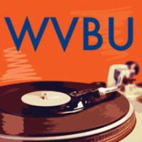 Logo of radio station WVBU