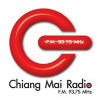Logo of radio station Chiang Mai Radio 93.75