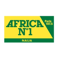 Logo of radio station Africa N°1 Naija